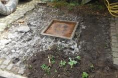Remplacement fosse septique pvc par une fosse septique béton
